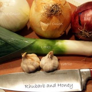 Five Onion Soup