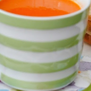 Red Pepper Soup Diet Recipes