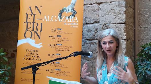 La Consejería de Cultura lleva a la Alcazaba el festival 'Anfitrión'