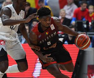 Belgian Lions verliezen laatste EK-kwalificatiewedstrijd