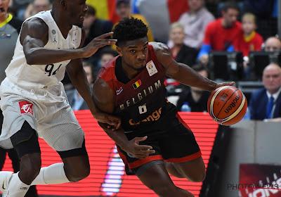 Belgian Lions kwalificeren zich met demonstratie voor EK basketbal