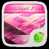 Brilliant Pink Keyboard Theme