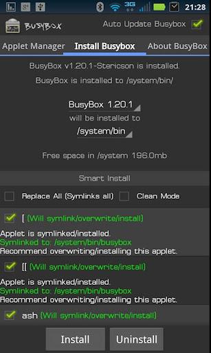 BusyBox 64 Screenshots 4