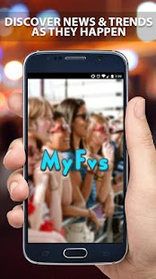 MyFvs:Your Social Fan Magazine- screenshot thumbnail