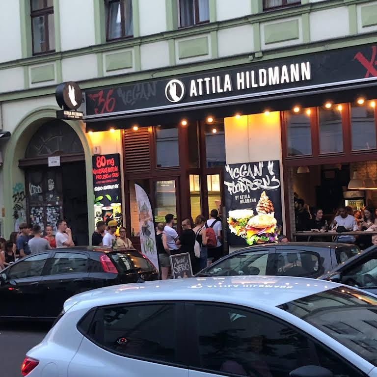 Attila Restaurant Berlin