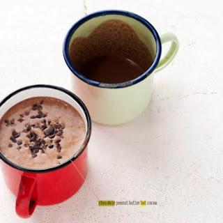 Chocolate Peanut Butter Hot Cocoa.