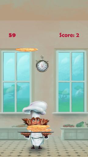 Code Triche Pancake Panic APK MOD screenshots 2