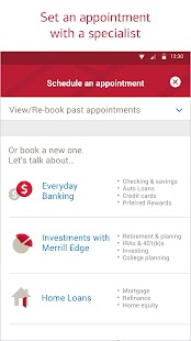 Bank of America Screenshot 4