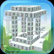 Stacker Mahjong 3D II - Fantasy World