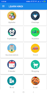 Learn Hindi    Speak Hindi    Learn Hindi Alphabet - náhled