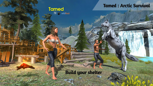 Tamed : Arctic Survival apktram screenshots 1