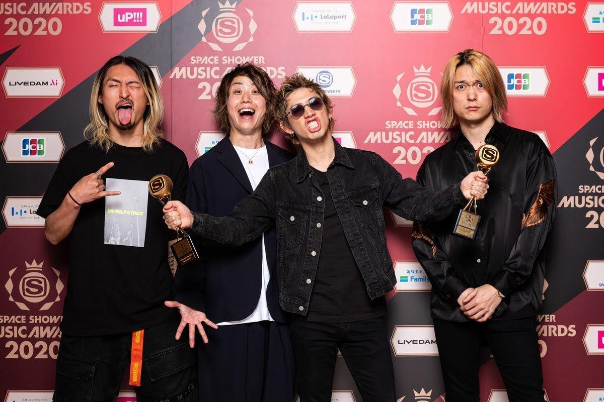ONE OK ROCK  獲年度最佳藝人獎卻要「辭退」?!