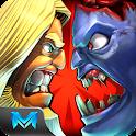 Z-War: Heroes Clash icon