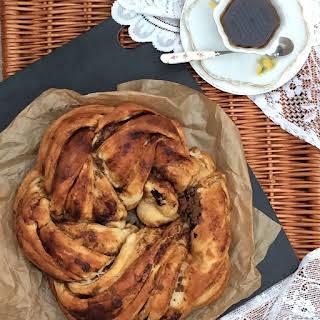 Estonian Kringle-Cinnamon Bread.