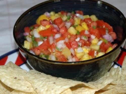 """Click Here for Recipe: Pico de Gallo """"I loved this recipe so..."""
