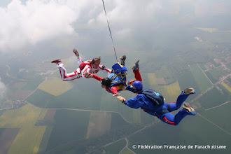 Photo: Ouverture saut Pac 2