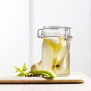 Pearl Onion, Celery & Pickling Spice Vinegar