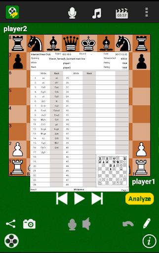 Chess Movie Studio Pro screenshot 13