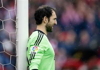 Diego Lopez joueur du mois en Liga