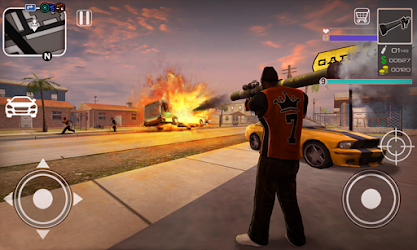 San Andreas Straight 2 Compton APK Download – Free Action GAME for Android 1