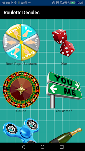 Roulette Decides for PC-Windows 7,8,10 and Mac apk screenshot 2