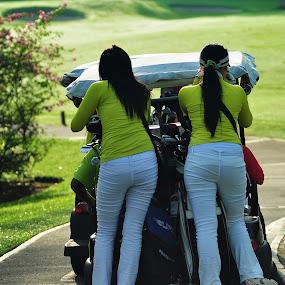 kuning-kuning dibawa pergi by Ahmad Yahya - Sports & Fitness Golf ( golf, sport )