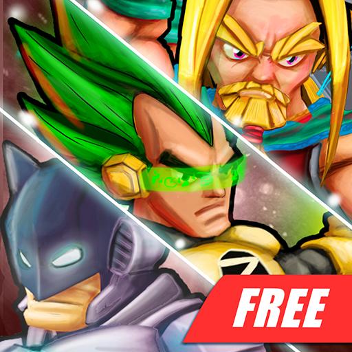 超级英雄2战斗游戏 動作 App LOGO-硬是要APP