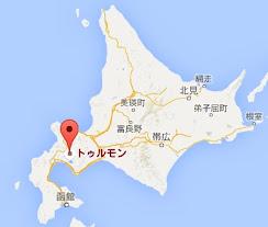 地図:トゥルモン