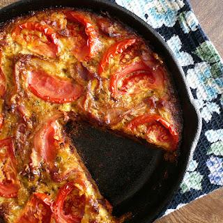 Sun-Dried Tomato Quiche