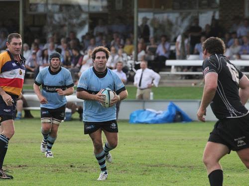 Blue Boars win three in a row