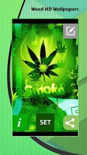 Marihuana Weed Tapety - náhled