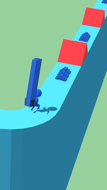 Stair Run Android App Screenshot