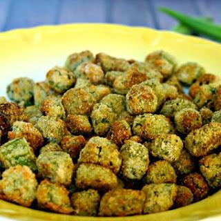 Oven Fried Okra Recipes
