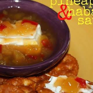 Pineapple Habanero Sauce.