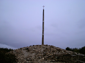 Photo: Etapa 22. Cruz de Ferro 1500 m s.n.m. El sostre del camí !.
