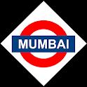 Mumbai Local Train Timetable icon