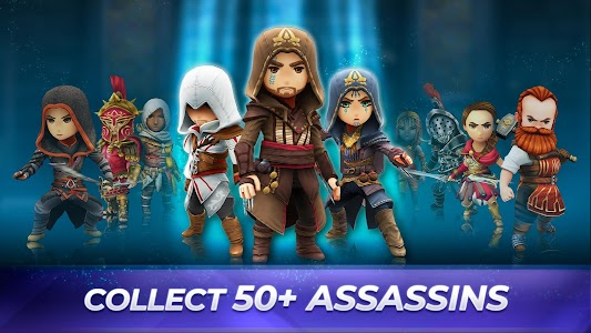 Assassin's Creed Rebellion: Adventure RPG 2.9.2 (Mod)