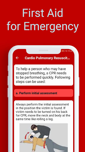 First Aid for Emergency & Disaster Preparedness screenshot 2