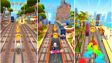 Subway Surfers APK screenshot thumbnail 20