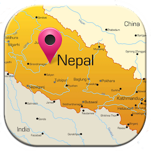 Nepal Map Android Apps On Google Play - Nepal map