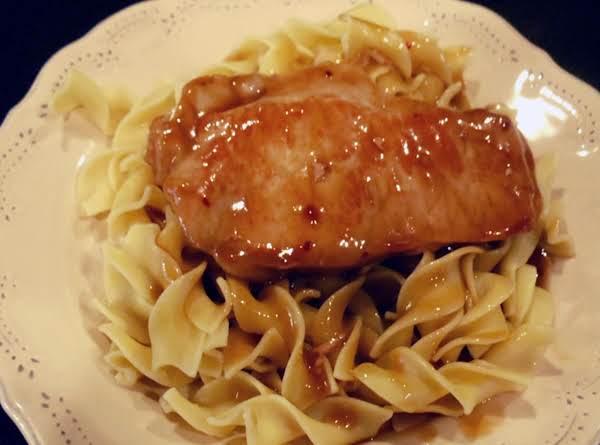 San Francisco Pork Chops Recipe