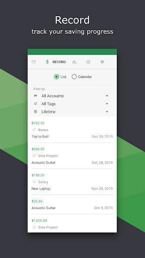 Thriv - Savings Goal screenshot 6
