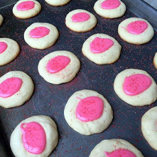 Thumbprint Cookies