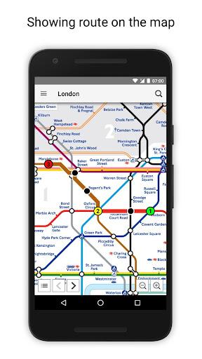 London Underground Free screenshot 4