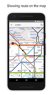 Tube Map London Underground 4
