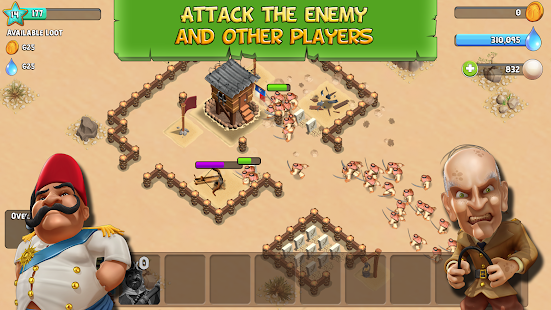 Bedouin Rivals Screenshot