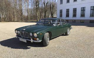 Jaguar Xj6 Rent København