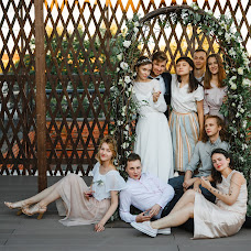 Wedding photographer Andrey Vasiliskov (dron285). Photo of 25.10.2018