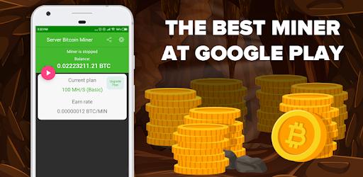 Mobile Bitcoin Miner