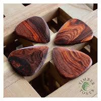 Timber Tones MK11 Burma Padauk Pack of Four